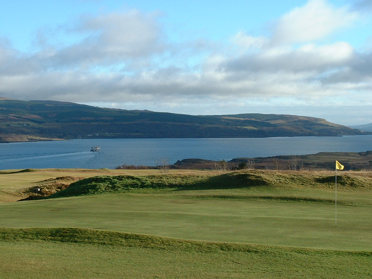 Tobermory Golf Club